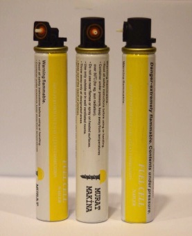 Hoffman Akdeniz Senco nail gaz